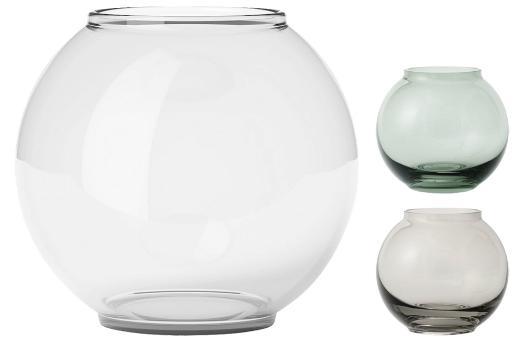 Lyngby-Porcelaen-Form-70-2-Vase-Hoehe-10-5-cm