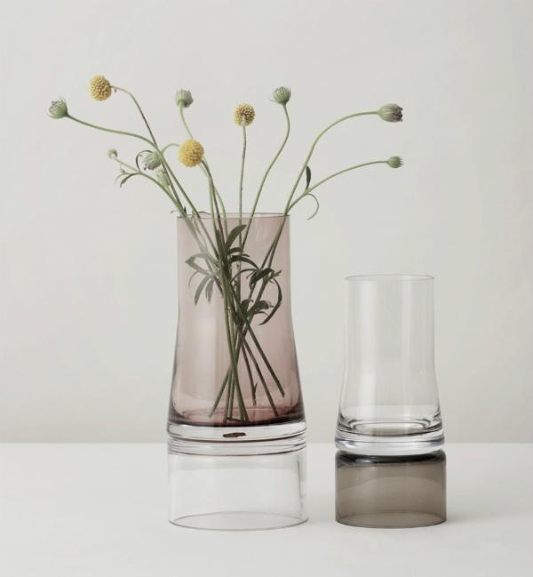 Lyngby-Porcelaen-Joe-Colombo-Vase-2-in-1-Hoehe-21-cm
