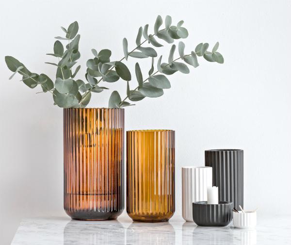 Lyngby-by-Hilfing-Vase-Glas-Hoehe-25-cm