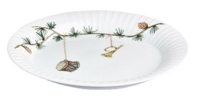 Kaehler-Design-Hammershoei-Weihnachten-Teller-OE-19-cm