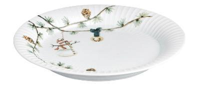 Kaehler-Design-Hammershoei-Weihnachten-Teller-OE-22-cm