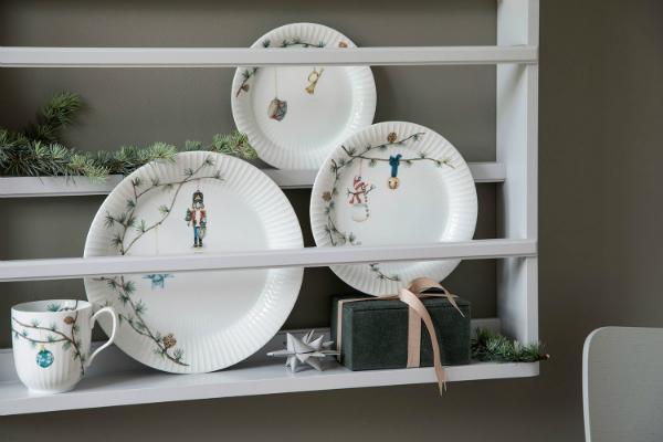 Kaehler-Design-Hammershoei-Weihnachten-Teller-OE-27-cm