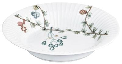 Kaehler-Design-Hammershoei-Weihnachten-Teller-tief-OE-21-cm