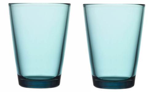 Iittala-Kartio-Glas-40-cl-2-Stueck-seeblau