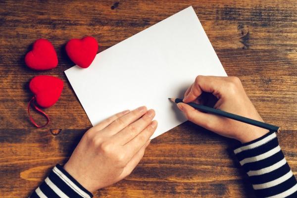 Romantische Gedichte schreiben