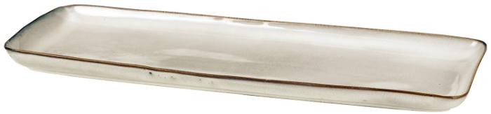 Broste Copenhagen Nordic Sand Platte 12,5x35 cm