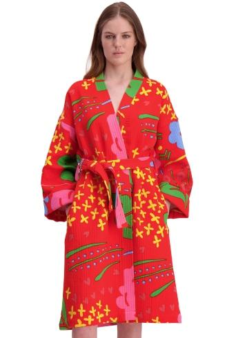 Marimekko-Onni-Bademantel-rot-multicolor-limitiert-191-17732