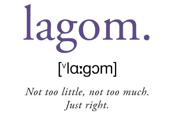 lagom-just-right
