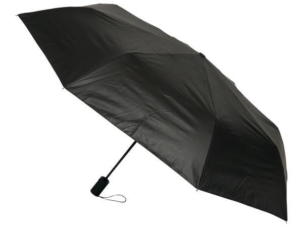 Happysweeds Regenschirm Schwarz