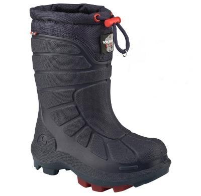 Viking-Footwear-Kinder-Thermogummistiefel-Extreme-marine-rot-18269