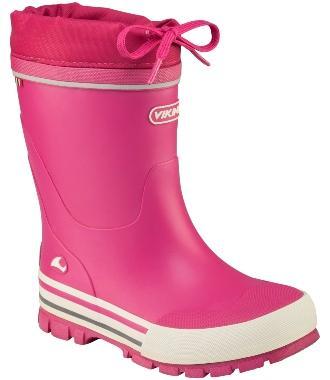 Viking-Footwear-Kinder-Gummistiefel-Jolly-Winter-fuchsia-18513