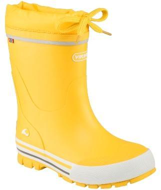 Viking-Footwear-Kinder-Gummistiefel-Jolly-Winter-gelb-18267