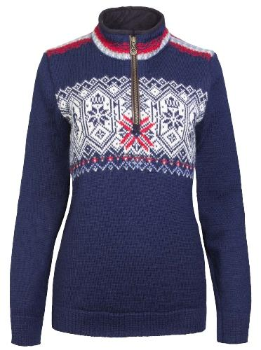 Dale-of-Norway-Norge-Damen-Pullover-navyblau-18655