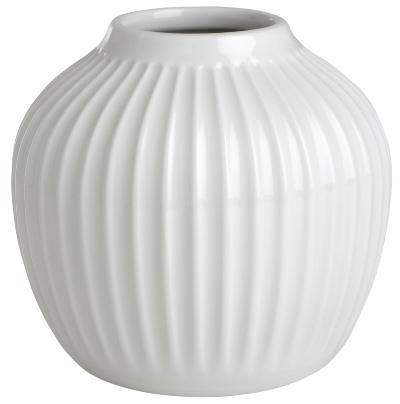 Kähler Design Hammershøi Vase Höhe 12,5 cm