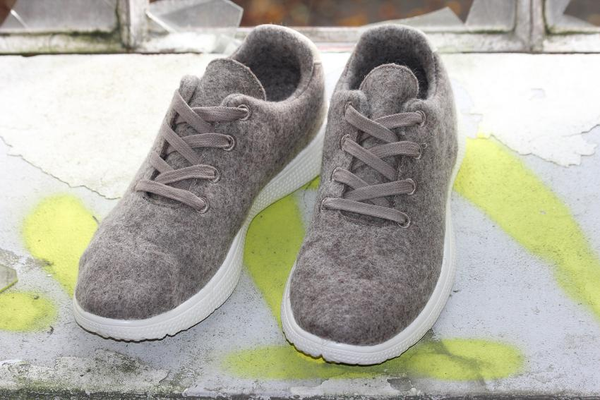 Egos Copenhagen Unisex Sneaker Merinowolle