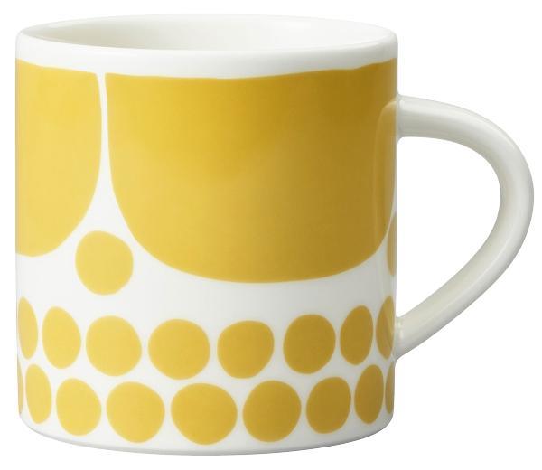 Arabia-Sunnuntai-Becher-0-35-l-gelb-cremeweiss-18443