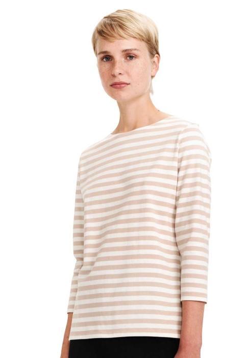 Marimekko-Tasaraita-Damen-T-Shirt-Ilma