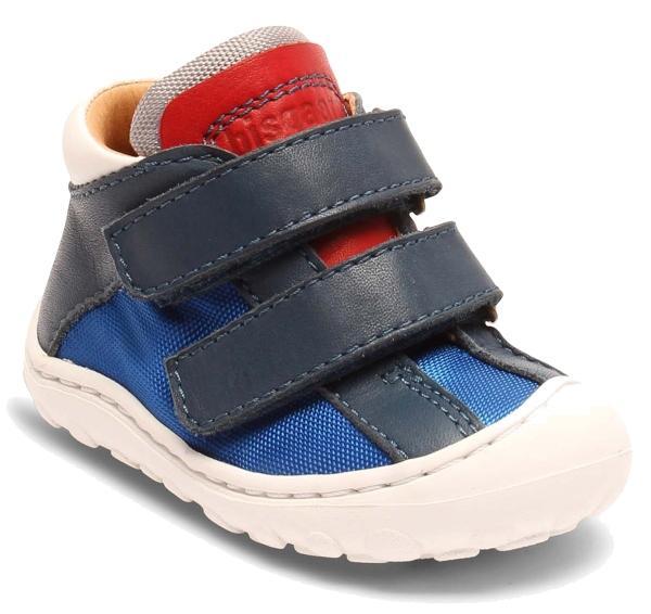 Bisgaard Unisex Lauflernschuh Sneaker mit Klettverschluss Seb