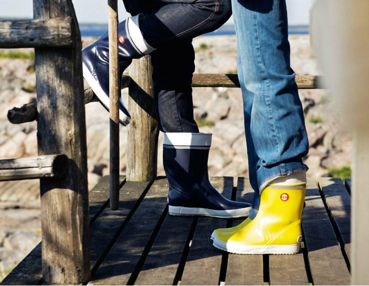 Nokian Footwear Gummistiefel Hai