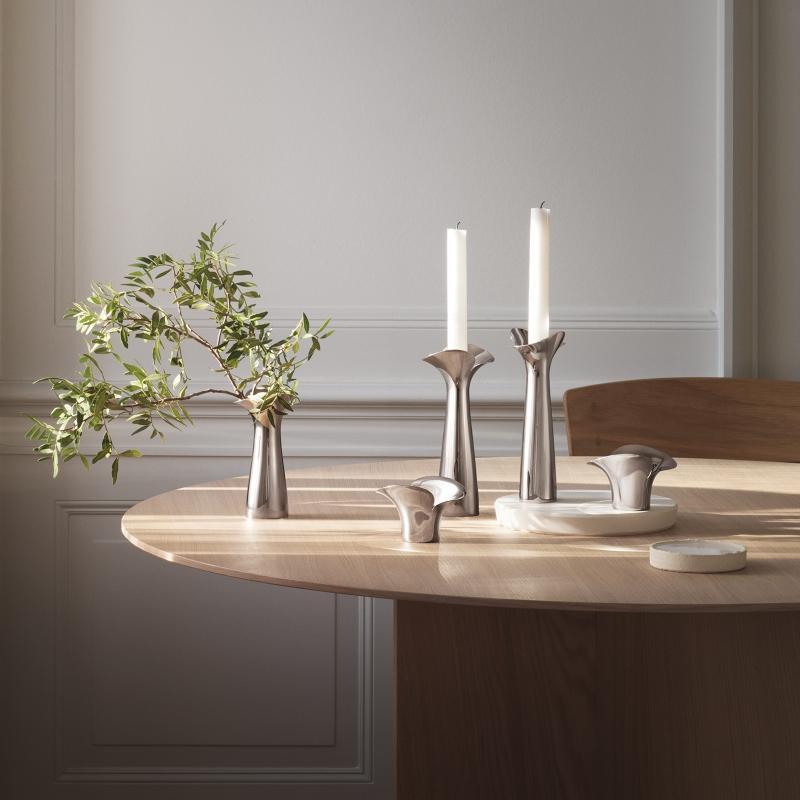 Georg-Jensen-Bloom-Botanica-Kerzenstaender-Hoehe-20-cm-2-Stk-skandi-style