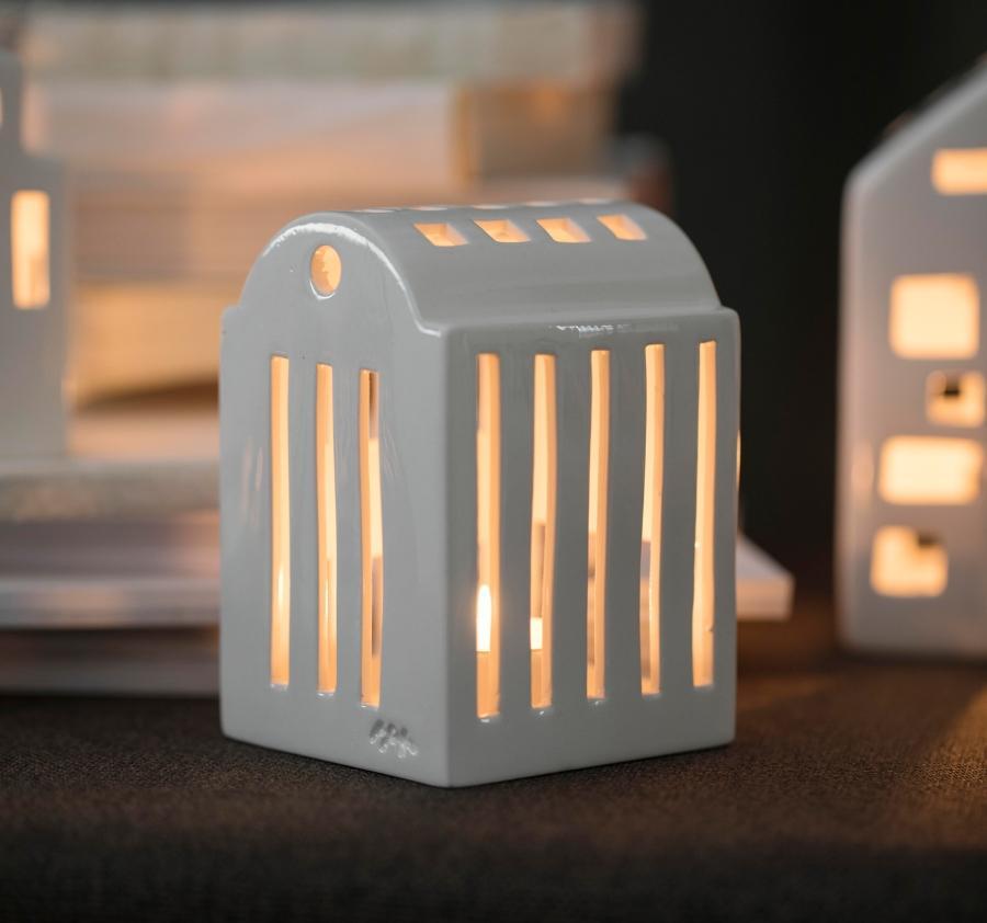 Kaehler Design Urbania Lichthaus Schmiede windlichter