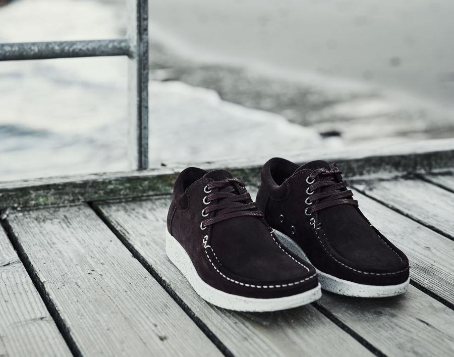 Nature-Footwear-Damen-Sneaker-Wildleder-Anna-schwarz-weiss