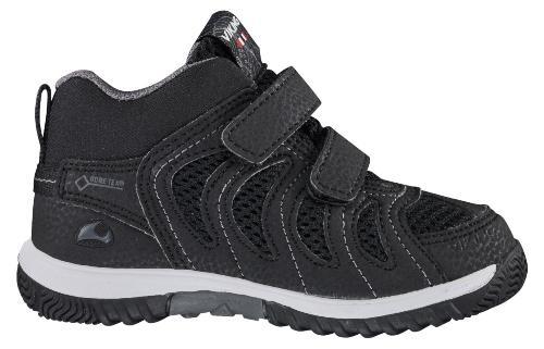 Viking-Footwear-Unisex-Kinder-Sneaker-Cascade-Mid-III-GTX-schwarz