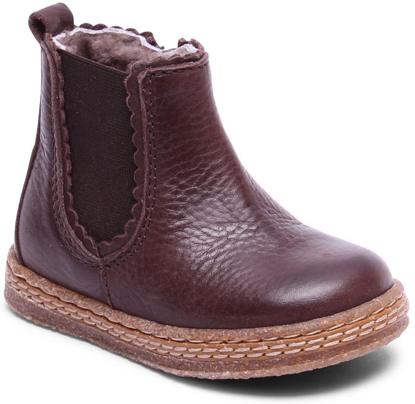 Bisgaard Winterschuhe und Herbstschuhe - hier ein Lauflernschuh Stiefel braun