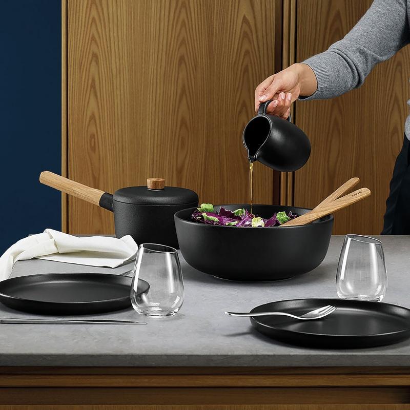 Eva Solo Nordic Kitchen Schuessel 3,2 l schwarz weihnachtstrends-2020