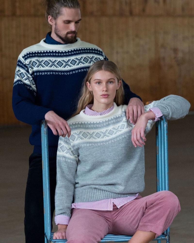 Dale of Norway Unisex Pullover Cortina 1956 weihnachtstrends-2020