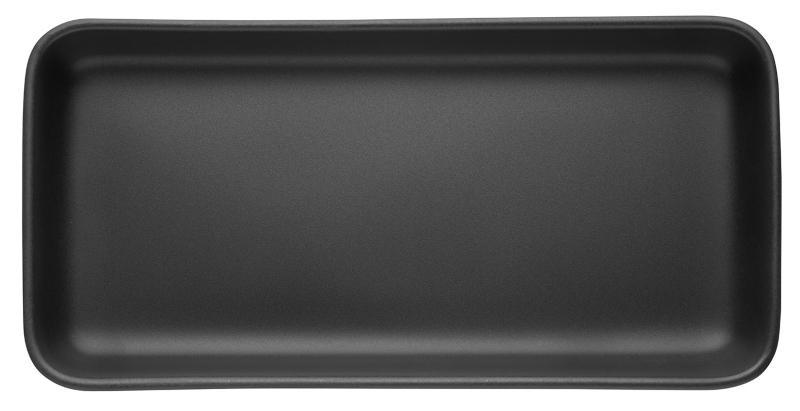 Eva Solo Nordic Kitchen Platte 12x24 cm cm schwarz