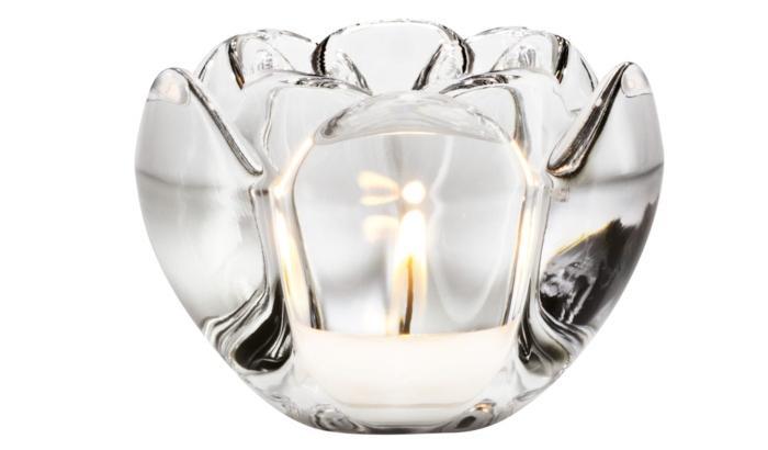 Holmegaard-Lotus-Teelichthalter-elegante-kerzenstaender