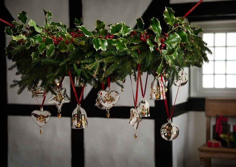 Holmegaard Weihnachten 2020 Ann-Sofi Romme Baumschmuck Glocke