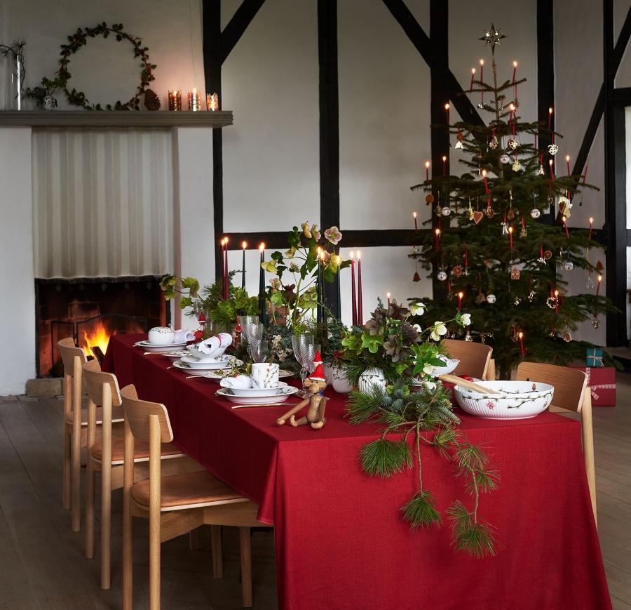 Kaehler-Design-Hammershoei-Weihnachten-Schuessel-OE-30-cm-skandinavischer-weihnachtsschmuck
