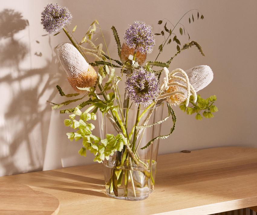Iittala Aalto Vase Höhe 27 cm - Skandinavische Valentinstaggeschenke