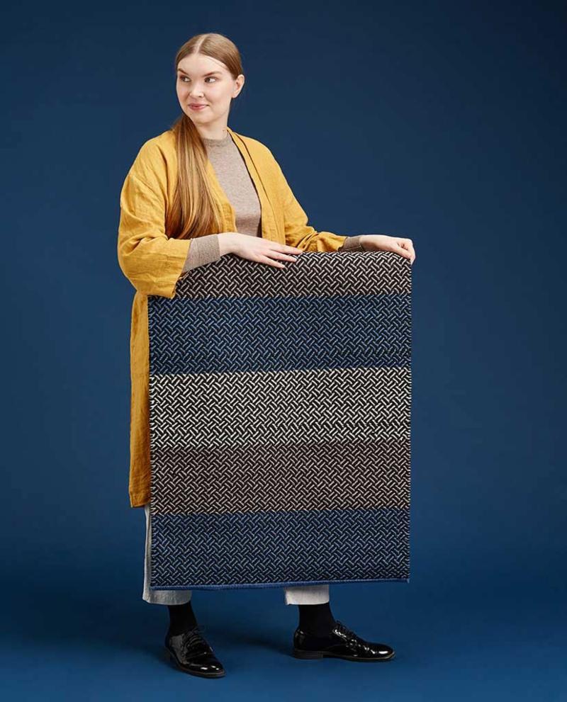 Finarte-Tori-Teppichlaeufer-Baumwolle-Polyester-70x140-cm