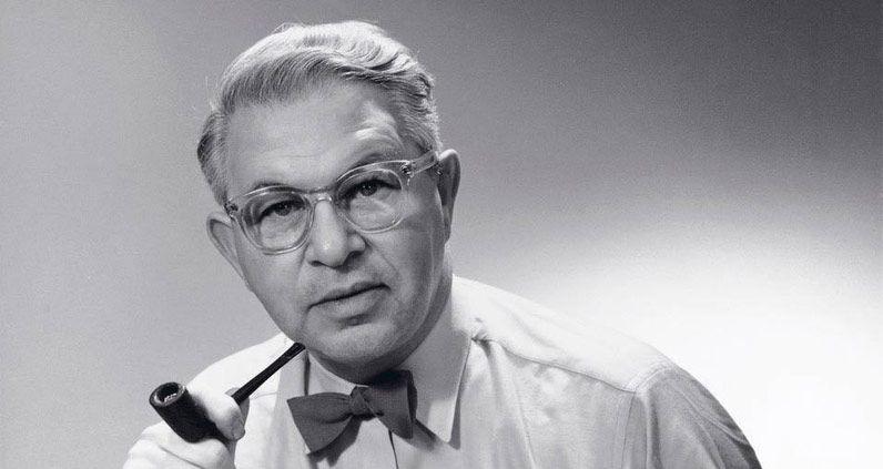 Designer Arne Emil Jacobsen