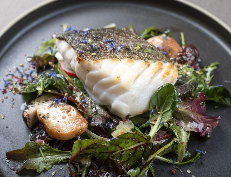 Fischgericht - Skandinavisch kochen