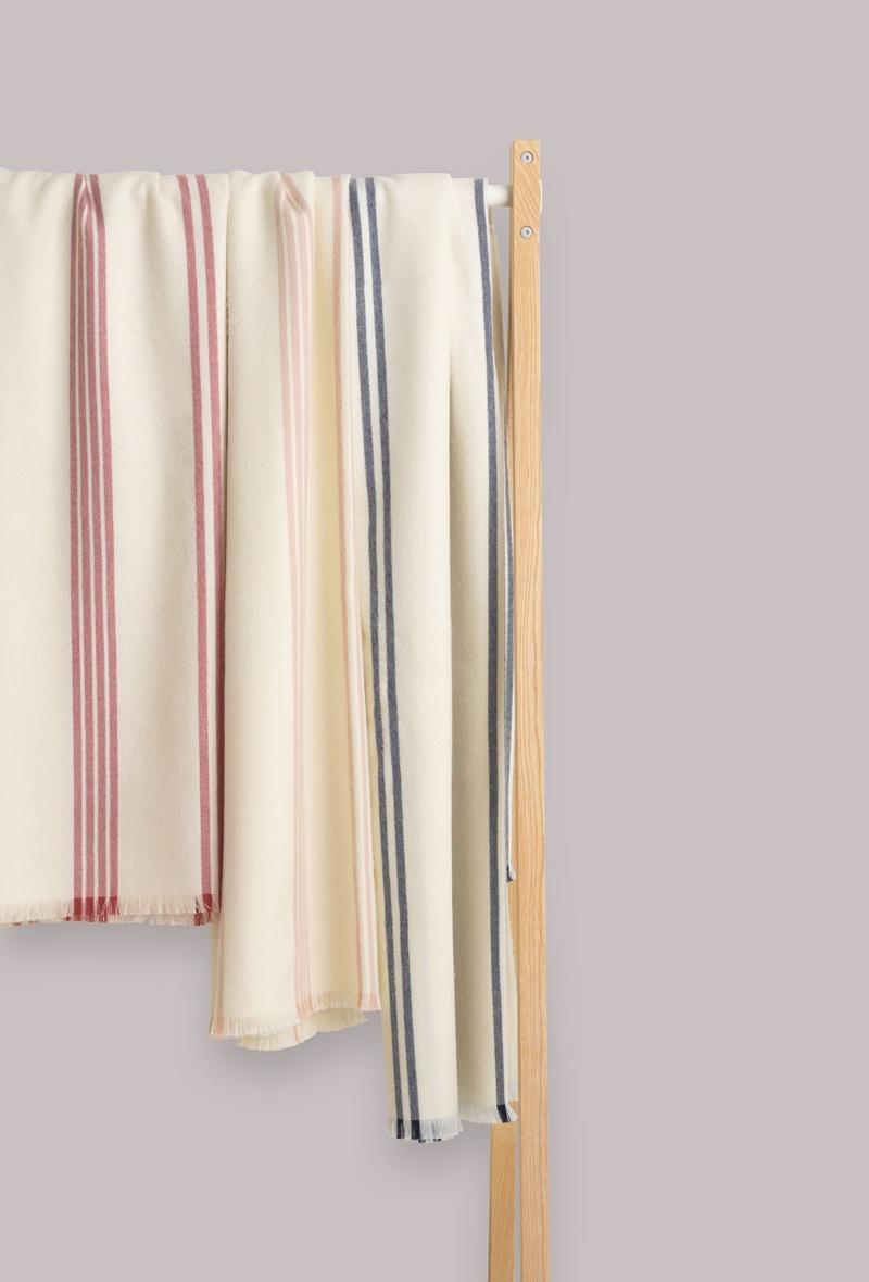 Elvang Lines Baby-Alpaka-Wolldecke 130x190 cm
