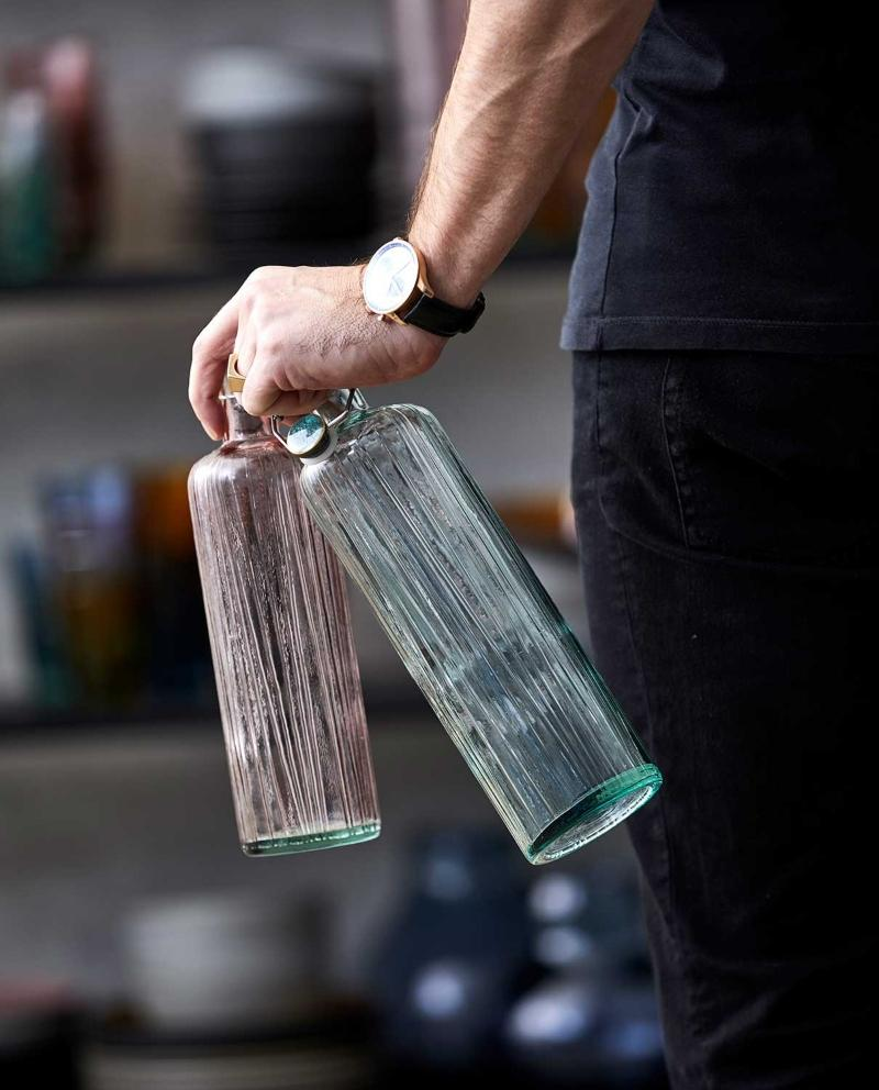 Bitz Kusintha Wasserflasche 1,2 l gruen Juhannus