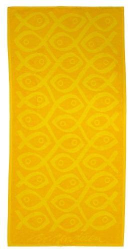 Bo Bendixen Handtuch Sushi 50x100 cm orange, gelb