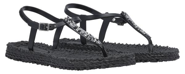 Ilse Jacobsen Damen Sandale mit Glitter CHEERFUL10G