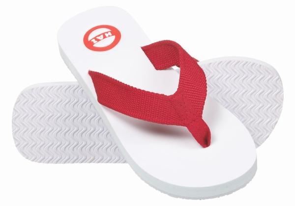 Nokian Footwear Unisex Zehenlatschen Hai Badelatschen