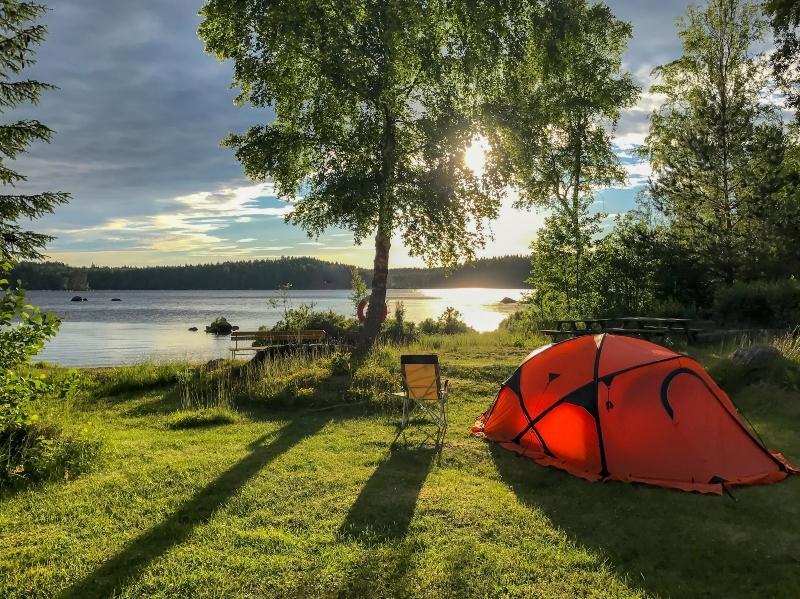 camping-schweden-zelt