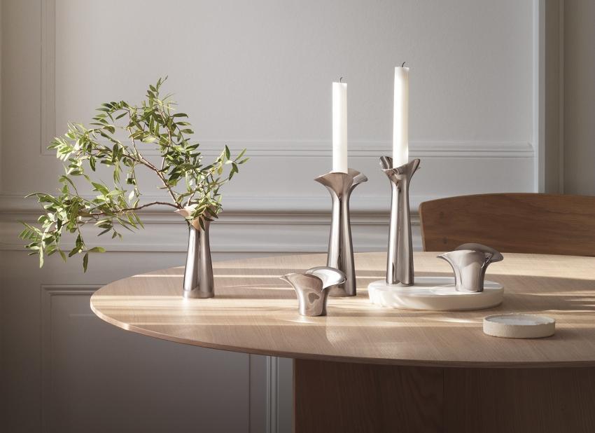 Georg Jensen Bloom Botanica Vase - Wohndeko-Ideen auf Skandinavisch