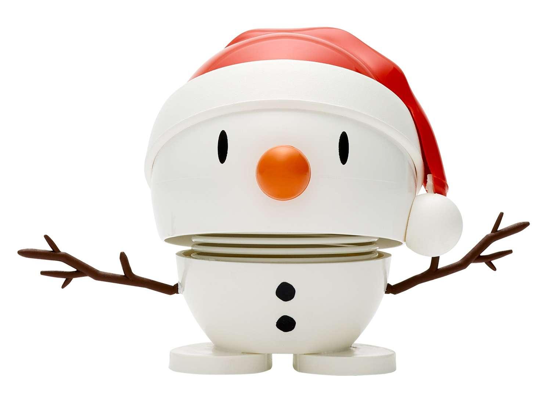Hoptimist Baby Weihnachts-Schneemann - scandinavian-lifestyle