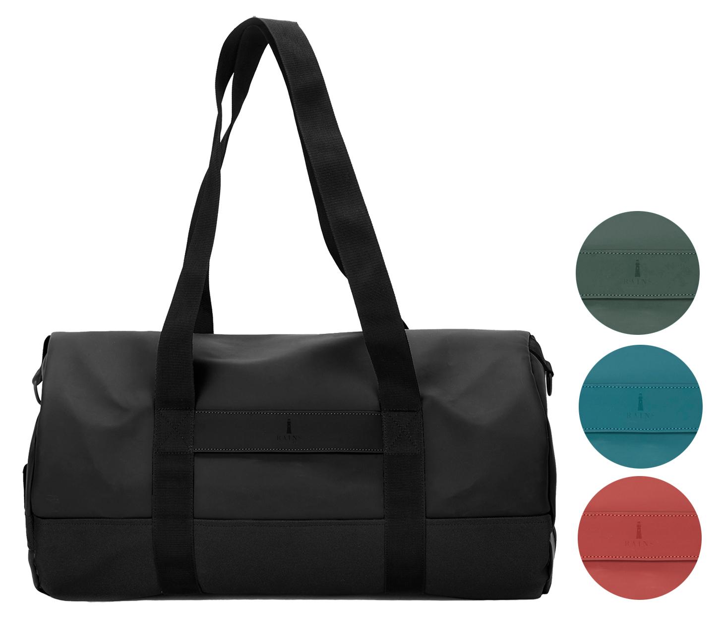 rains sporttasche duffel scandinavian lifestyle. Black Bedroom Furniture Sets. Home Design Ideas