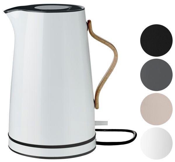 stelton emma wasserkocher 1 2 l scandinavian lifestyle. Black Bedroom Furniture Sets. Home Design Ideas