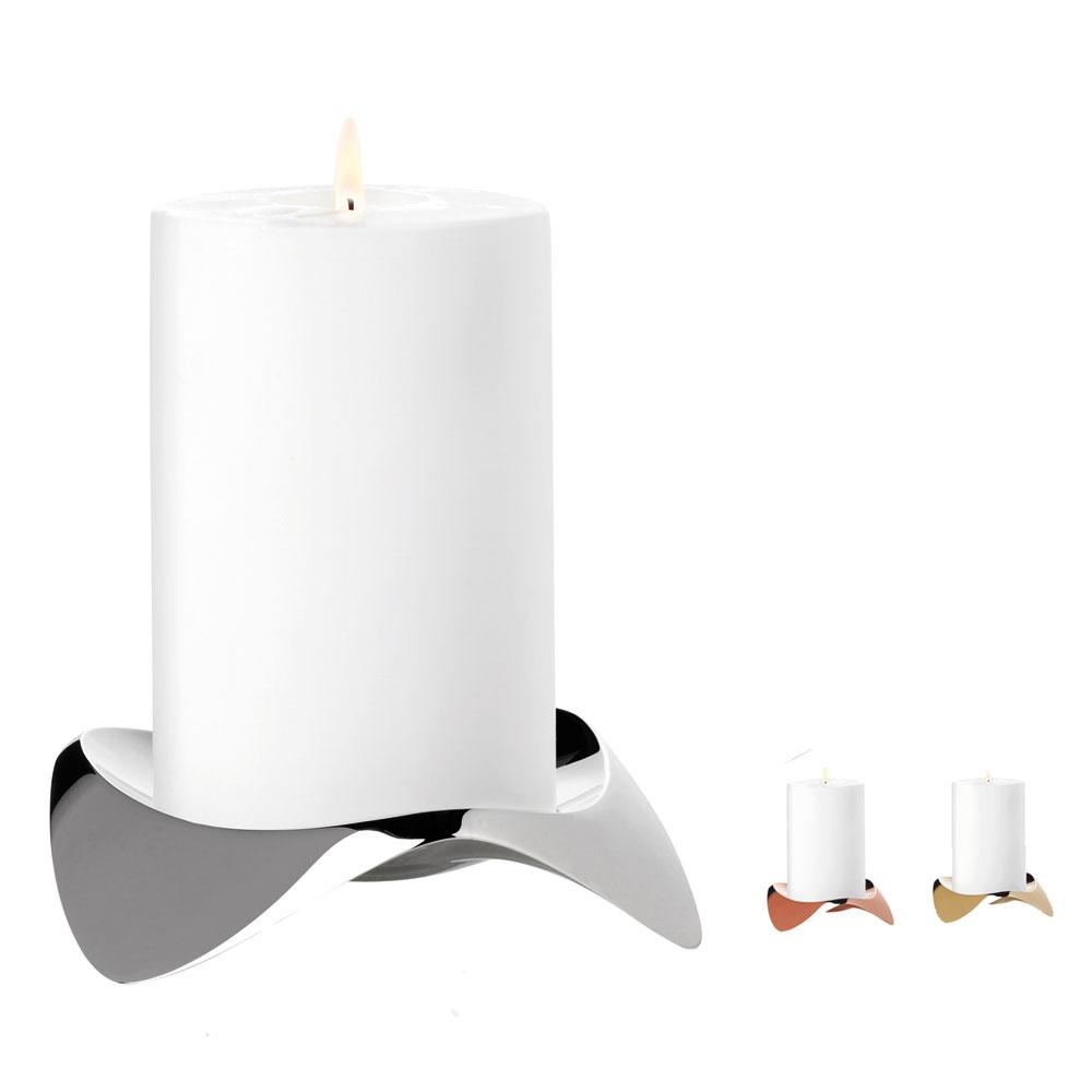 stelton papilio uno kerzenst nder scandinavian lifestyle. Black Bedroom Furniture Sets. Home Design Ideas