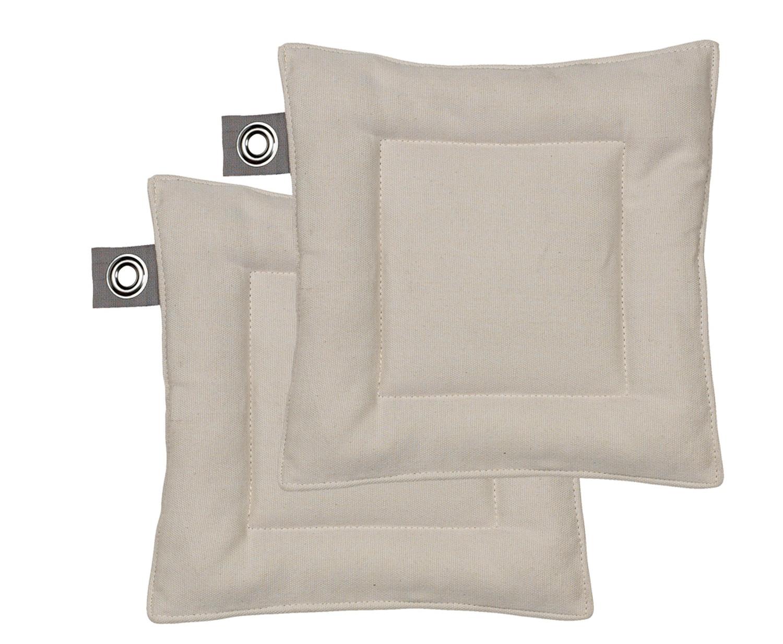 s dahl mono natur topflappen 2 stk scandinavian lifestyle. Black Bedroom Furniture Sets. Home Design Ideas